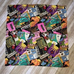 Nicole Miller Nordstrom Shopping Theme Scarf 21x21